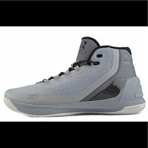 Under Armour Curry 3 - Grey Matter